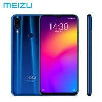 Hot Sale MEIZU Note 9 LTE 4G Dual SIM Mobile Phone 4GB 128GB Snapdragon675 Octa Core 6.21080x2244p 4000mAh 48MP+5MP Android 9.0
