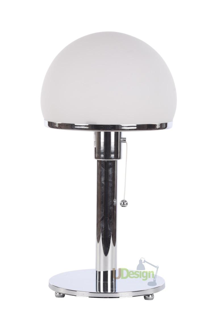 designer lighting replica wilhelm wagenfeld wg24 bauhaus table lamp the bauhaus lamp in table. Black Bedroom Furniture Sets. Home Design Ideas