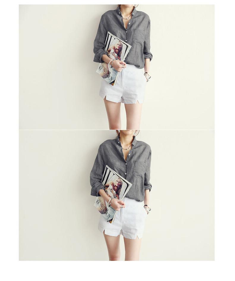 HTB1cIHWIpXXXXX9XVXXq6xXFXXXB - Blusas Chemise Femme Long Sleeve Shirt Women Tops 2017
