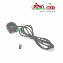 20 E-BIKE рупорный переключатель динамиков и кнопка фар для электровелосипеда, электровелосипеда NIHAO, мотор, новинка,, ZTECH