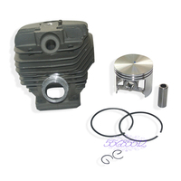 54mm Cylinder Piston Kit For STIHL 066 MS660 Chainsaw Nikasil Coated