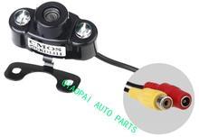 Горячие продажи лягушка сова глаза змеи водонепроницаемый 12 В заднего вида автомобиля монитор автопарк обратный системы резервного копирования HD ночного видения камера