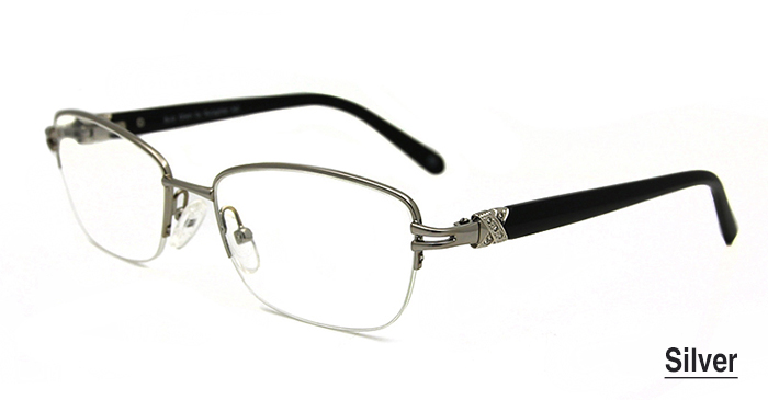 Silver Women Glasses