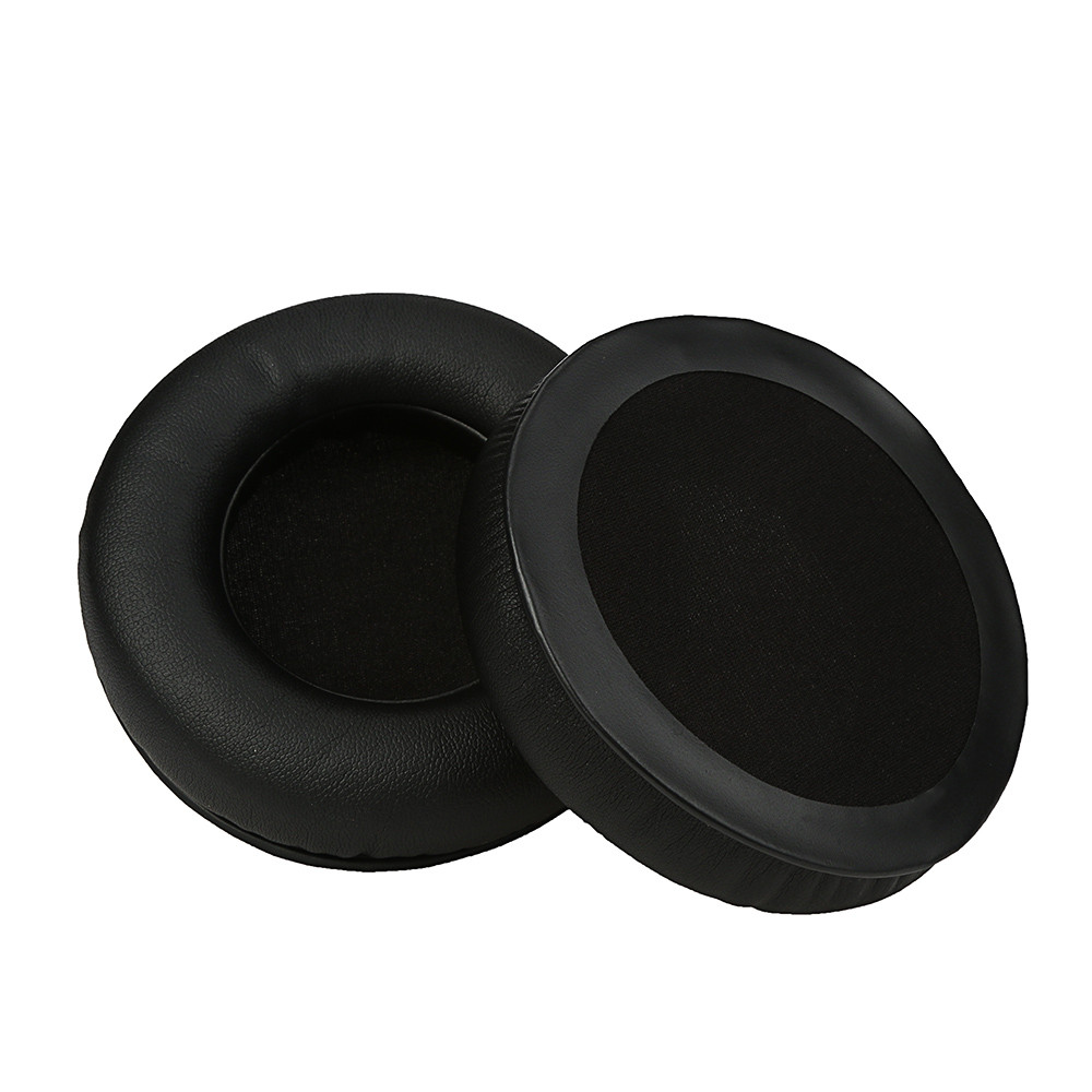 1 Pair Protein Leather Headphone Replacement Ear Pad Cushion for Razer Kraken Replacement Ear Pad Cushion M.23