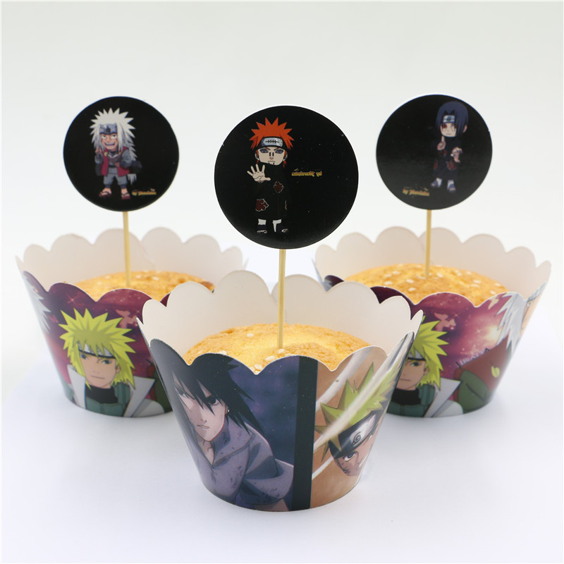 Online Buy Wholesale Naruto Party Supplies From China