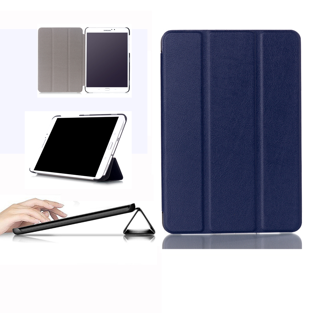 Stand PU Leather Cover Case For Samsung Galaxy Tab A 8.0 SM-T350 T355 P350 P355 Tablet Case For Samsung Galaxy Tab A 8.0 Case