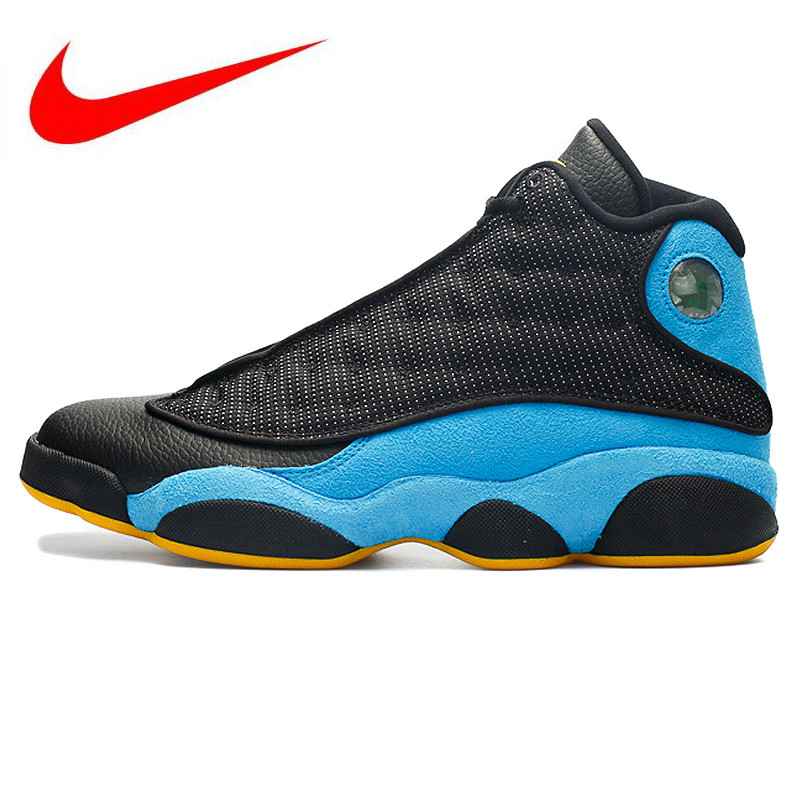 new styles 4d753 2fee1 Detail Feedback Questions about Official New Arrival Nike Air Jordan XIII  Hornets AJ13,Men s Lifestyle Shoes Basketball Shoes for Men Sneakers  ,823902 015 ...