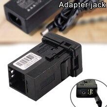 New Usb Port Adapter Jack 86190 0r010 For Toyota Rav4 Camry Yaris Corolla Avalon