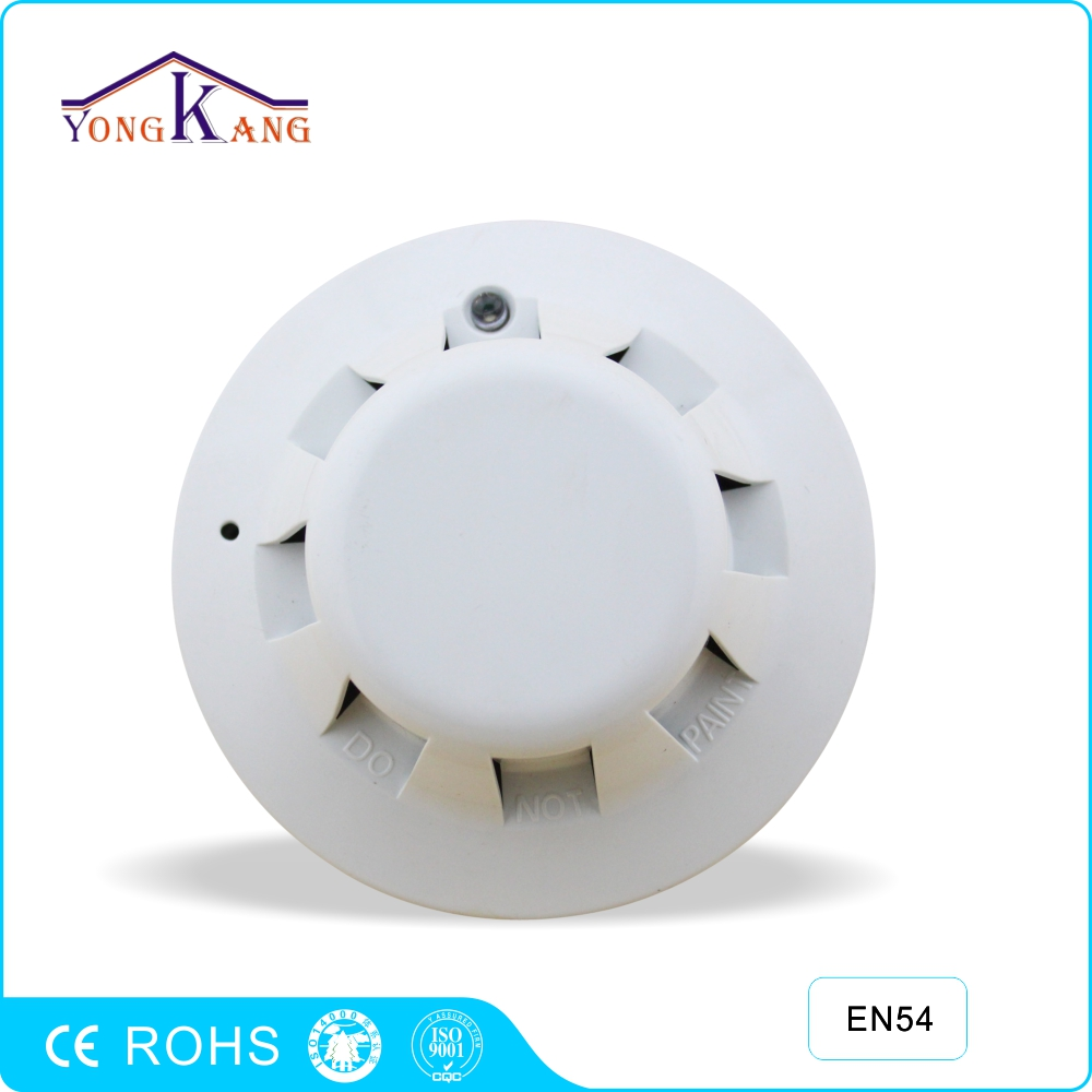 Yongkang Wired Network Smoke Detector for Fire Alarm System