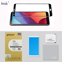 For LG G6 Full Screen Coverage Tempered Glass Screen Protector Full Cover Protective Film For LG