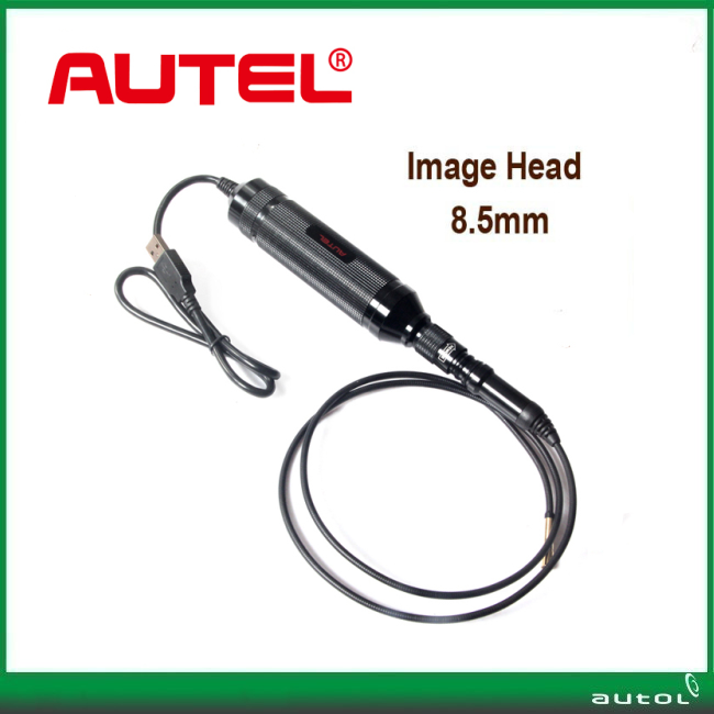 ФОТО Original Autel MaxiVideo MV108 8.5mm Digital Inspection Camera MV 108 for or MaxiSys Kit or PC