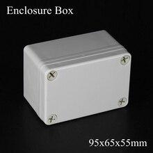 95*65*55 ММ IP67 Новый АБС электронный корпус коробки Распределительные сети управления шкафа распределительная розетка случае 95x65x55 ММ