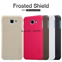Free Shipping Nillkin Frosted Shield Hard Back Cover Case For Samsung Galaxy A8 A8000 Phone Case