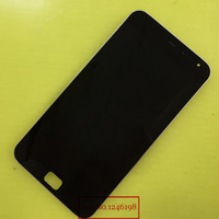 Black White TOP Quality Full LCD Display Touch Screen Digitizer Assembly With Frame For Meizu MX4
