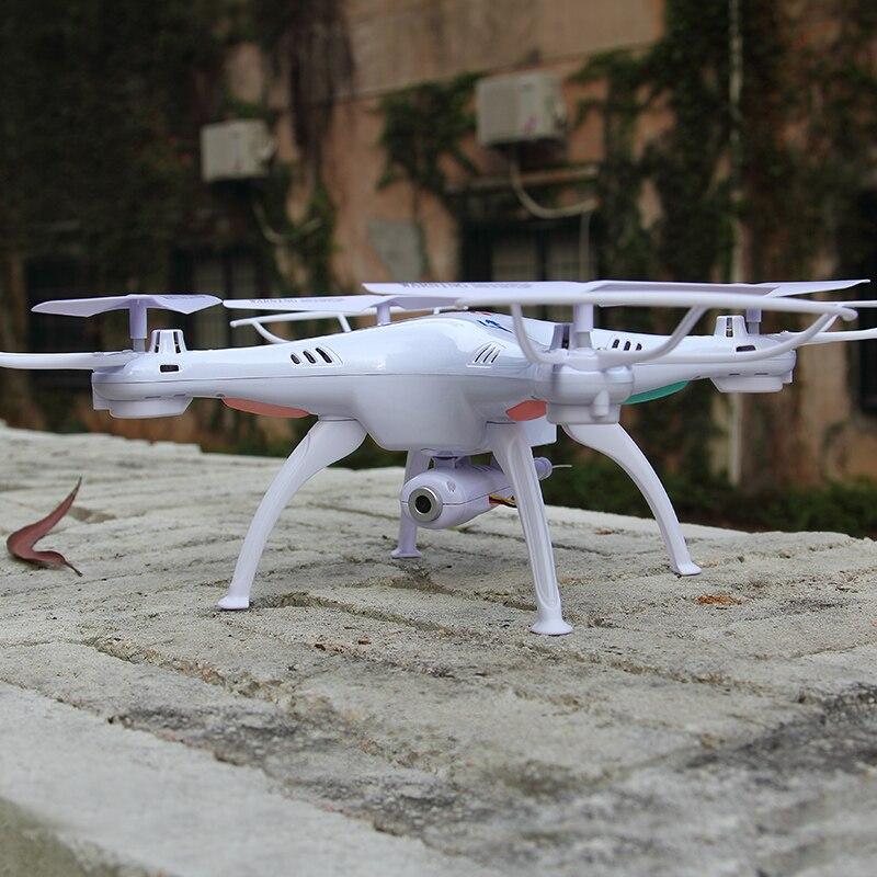 SYMA X5SW RC Drone Wifi Kamera Quadcopter Transmisja w czasie - Zabawki zdalnie sterowane - Zdjęcie 4