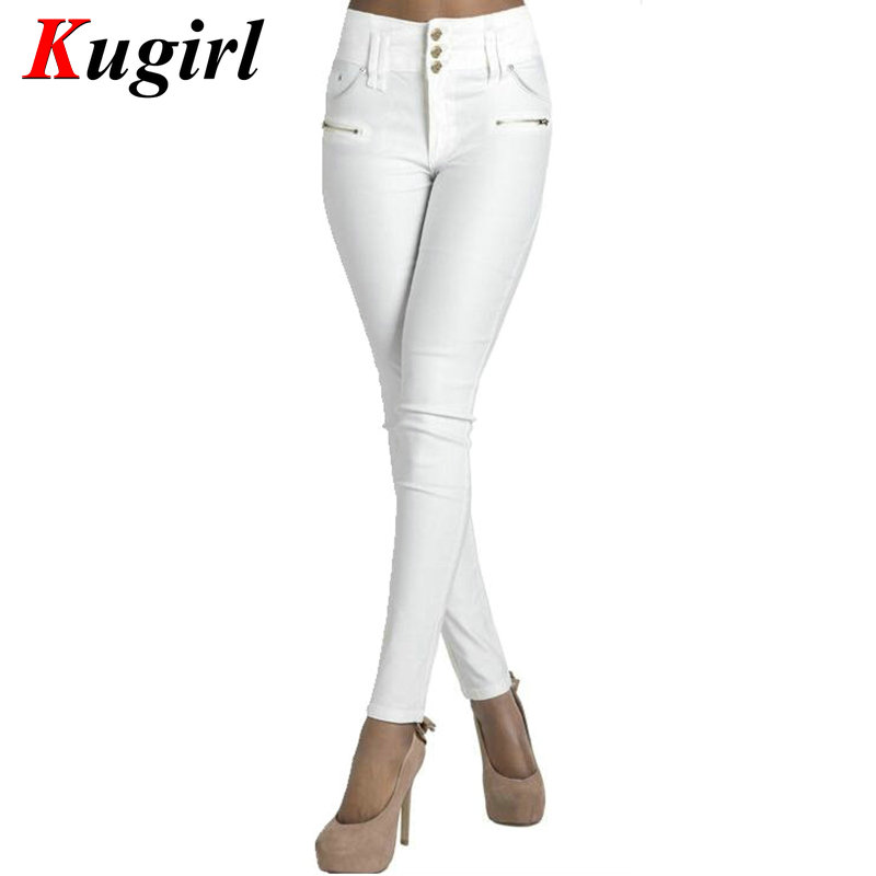 Popular White Skinny Capri Jeans-Buy Cheap White Skinny Capri ...
