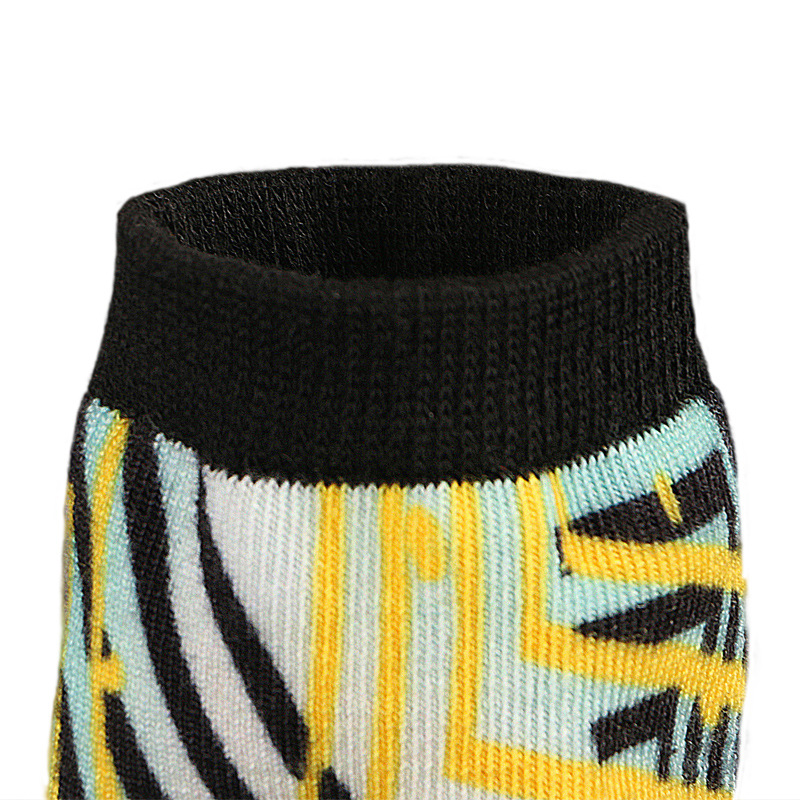 Fashion Colored Men Dress Socks Autumn Witner 3d Print Antibacterial Polyester Crew Business Socks Hip Hop Art Sox Sokken BOC155
