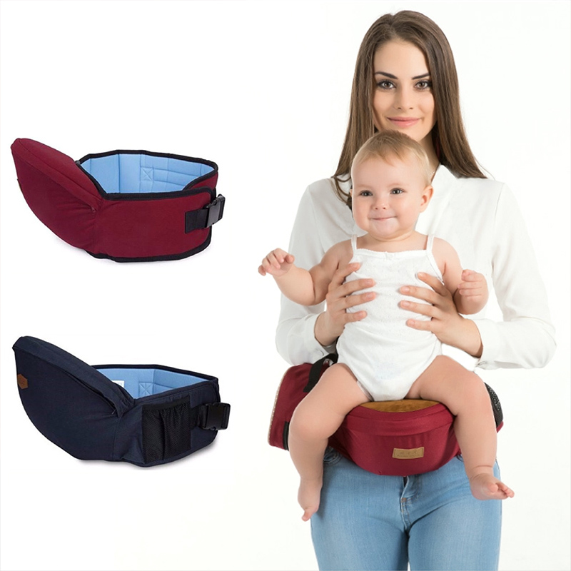 Newborns Baby Child Hip Seat Carrie Carrier Baby Products Soft Light Smart Mom Baby Items( Waist Seat Firm Cotton Anti-Slip