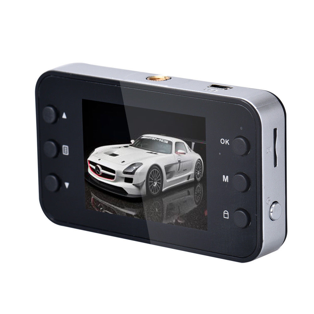 2 4 LCD Screen Full HD 1080P Car DVR Vehicle Camera Video Recorder Dash Cams