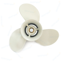 OVERSEE Aluminum Propeller 362 64108 0 1 3X9 2X9 8 Right White 9 9 15 18