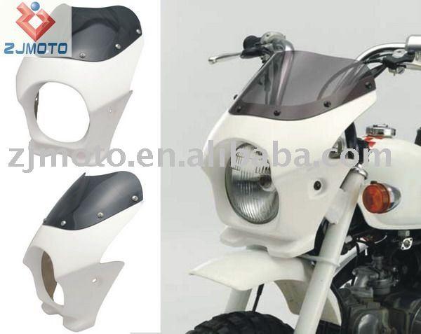Motorcycle Headlamp Front Light Headlight Fairing Front