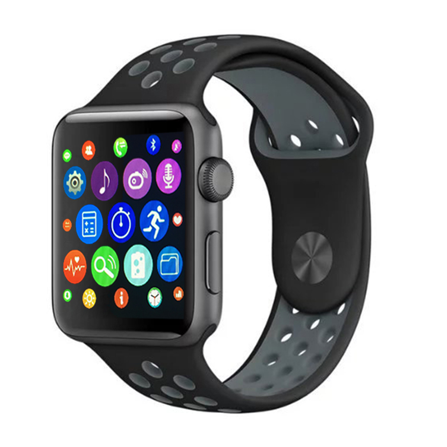 IWO 2nd Upgrade Bluetooth Smart Watch for Apple IOS ...