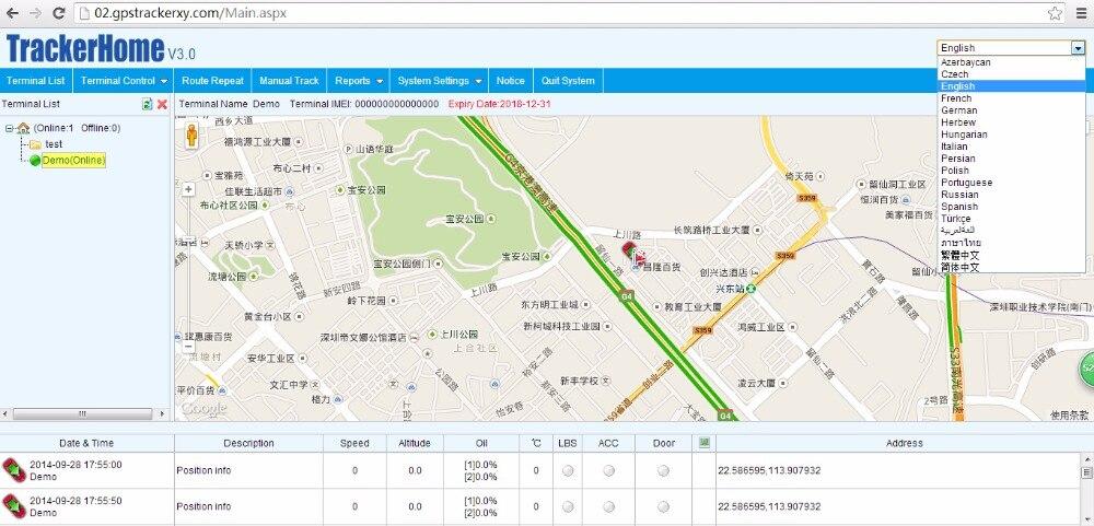Gps трекер мини мировой на данный момент записывающее устройство 4 диапазоны GSM/GPRS TK102 gps Автомобильное устройство слежения gps трекер tk102b