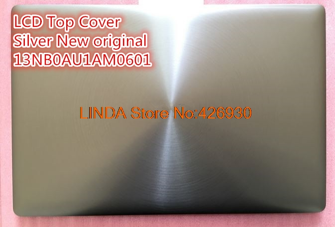 Laptop LCD Top Cover For ASUS UX501 UX501V UX501VW UX501J UX501JW 13NB0AU1AM0601 13NB0AU1AM0201 13NB0AU1AM0501 13NB0AU3AM0501
