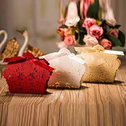 50 шт./лот свадьба свадебные украшения коробка конфет мастеров свадебной и подарочной коробке кружева ну вечеринку романтический mariage бонбоньерок свадебный декор сумки