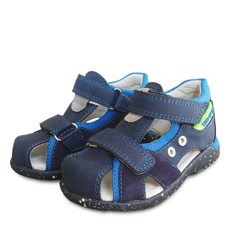 Boy 1pair Summer Orthopedic Children Sandals +inner 13-19cm  Baby Sandals Shoes,Super Quality Kids Soft Shoes Lahore