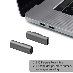 Image 3 - Magnetic USB C Adapter,Type C  Type C USB 3.1 VeIDI 4 K @ 60 Hz High Resolution   Supports High Speed Magnet USB C Date Adapter
