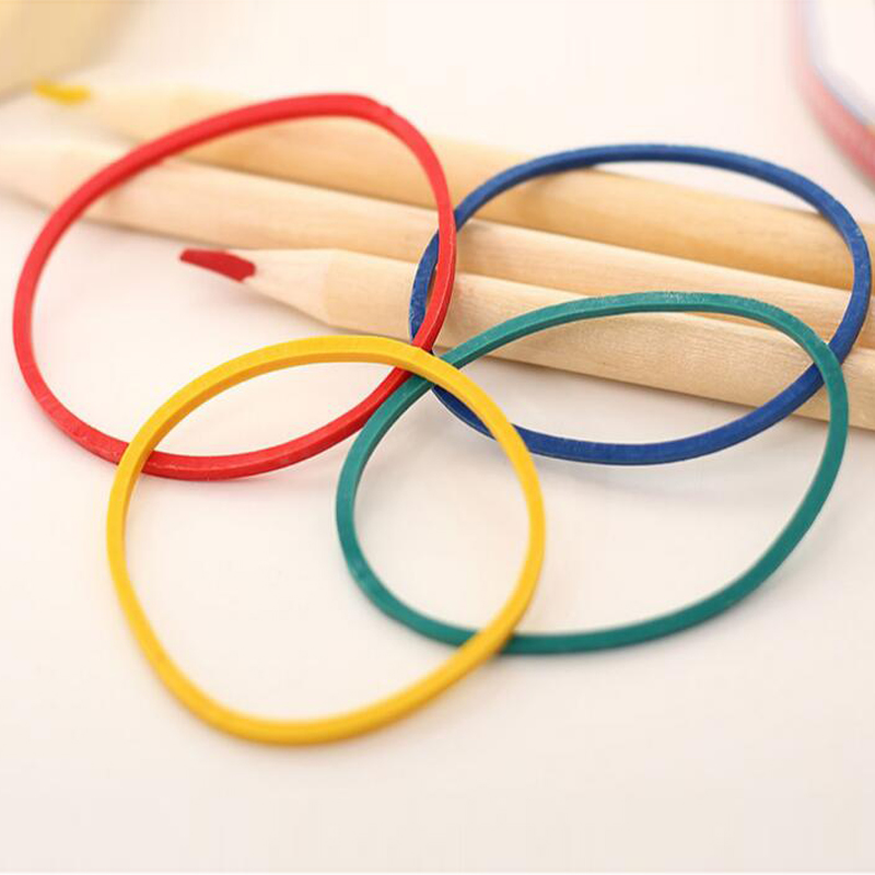 High Quality rubber band color
