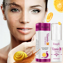 Vitamin C Snail Serum Rejuvenation Anti Wrinkle Firming Bright Skin for Face Ance Treatment VC Collagen Repair