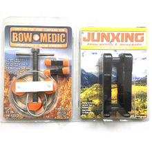 Free shipping stainless steel Bow press small Bowmaster Portable Bow Press Archery Tool for compound bow