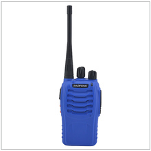 2Pcs/Lot Two-way Radio Baofeng Walkie Talkie BF-888S Color Blue UHF400-470MHz 16CH Portable Two-way Radio for Ham,hotel