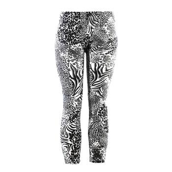 Yesello Summer Women Leggings Fitness Leggings Fashion High Waist Woman Pants Digital Print Pants Trousers Stretch Pants leggings