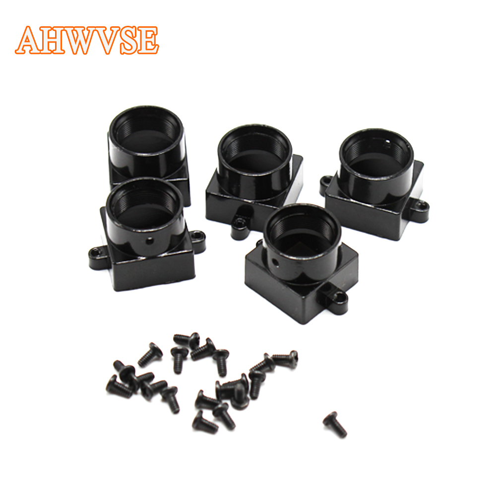 Metal M12 Lens Mount MTV Security CCTV Camera M12 Lens Holder Bracket Support Board Module For CCD AHD TVI 1080P Mini Camera