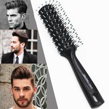 Gentle Men Hair Brush Tangle Wet Dry for Fashion Hair Brush Bristles Men Hair Brush L3