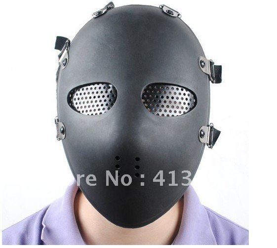 Face Airsoft Hunting Protection Full Masks Mask Goggles Free