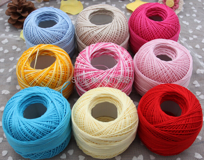 Knitting Threads : Aliexpress buy free shipping rolls variegated