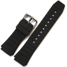 Rubber strap for Casio PRG 80  PRW 1000  PRW 1100  PAG 80 multi series available watch accessories