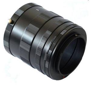 Image 3 - Metal Makro Uzatma Adaptörü Tüp Halka Nikon F montaj D3200 D3300 D3400 D5200 D5300 D5500 D90 D7500 D200 D300