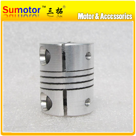 OD20mm L25mm Metal Clamp Flexible shaft Coupling CNC 3D Printer for encoder 3x6 5x5 5x6 5x6.35 5x8 6x6 6x6.35 6x8 6.35x8 6.35mm hk0306 needle roller bearing 3mmx6 5mmx6mm 3x6 5x6 mm hk0306tn for 3mm shaft