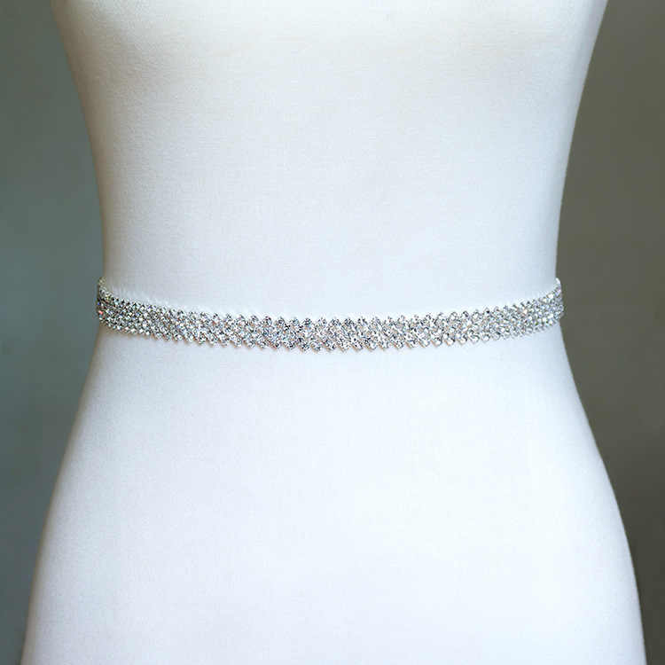 Detail Feedback Questions about TOPQUEEN S385 Rhinestones Wedding ... d0aaea4a0157