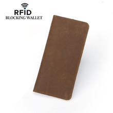 Card Holder Cow Leather Id Holders Luxury Wallet Bank Organizer Femal Vintage Mini Coin Pocket Classic