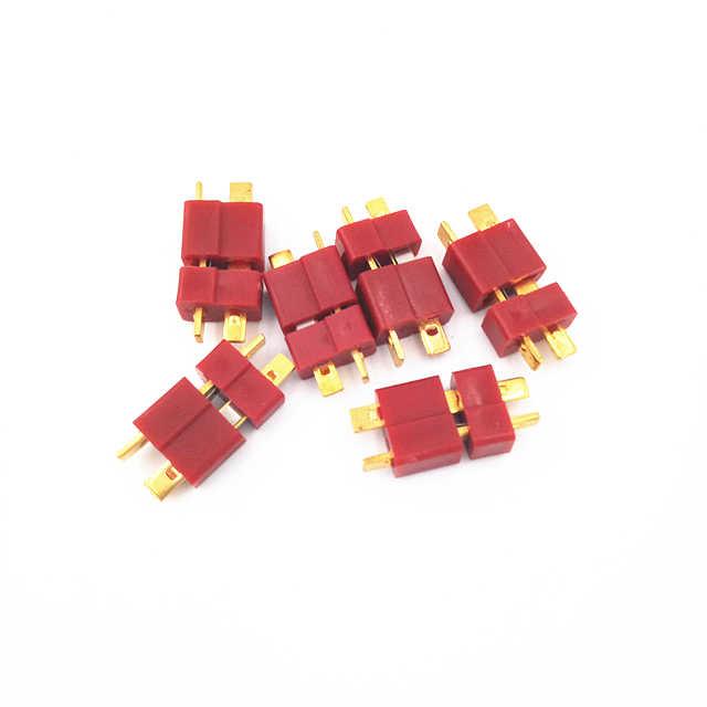 タロット 3 ペア 10 ペア男性女性アンチスキッド T コネクタプラグディーンズスタイル Rc リポ電池用ブラシレスモーター Esc コンボ