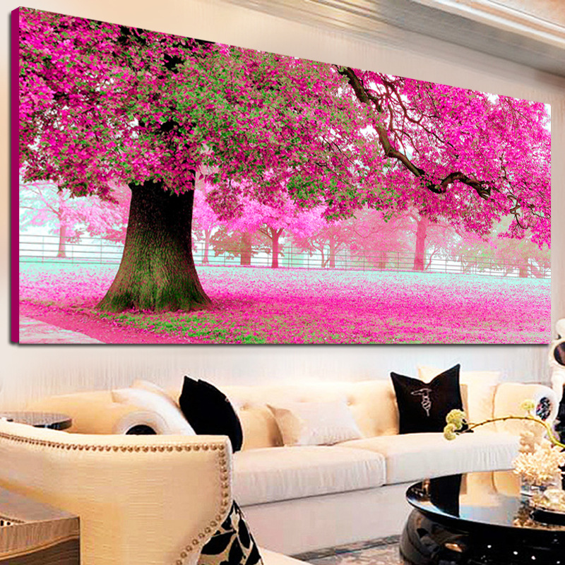Diy Diamond Painting The Place Of First Love Full Diamond Embroidery European Style Deco ...