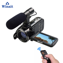 "Freeshipping 2017 Camera 1080P Full HD ,WIFI 24MP Digital Video Camera With 3""Touch Screen And 16x Digital Zoom Mini Camera"