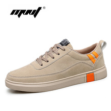 New Comfortable Men Casual Shoes Fashion Sneakers Leather Sh