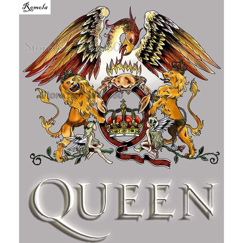Angel queen lion full square/round Embroidery Pattern diamond 5D DIY paintings 3D Cross stitch kits mosaic wall stickers RS3665Angel queen lion full square/round Embroidery Pattern diamond 5D DIY paintings 3D Cross stitch kits mosaic wall stickers RS3665